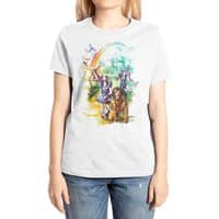 Where Dreams Come True - womens-extra-soft-tee - small view