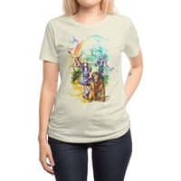 Where Dreams Come True - womens-regular-tee - small view