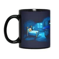 Monster in the Closet - black-mug - small view