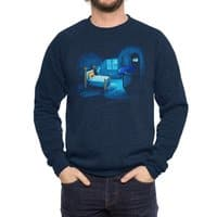 Monster in the Closet - crew-sweatshirt - small view