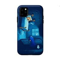 Monster in the Closet - double-duty-phone-case - small view