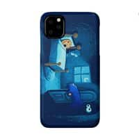 Monster in the Closet - perfect-fit-phone-case - small view