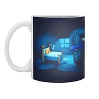 Monster in the Closet - white-mug - small view
