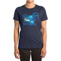 Monster in the Closet - womens-extra-soft-tee - small view