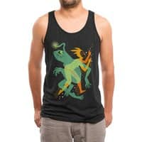 Loom and Essence - mens-triblend-tank - small view