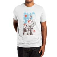 A Happy Place - mens-extra-soft-tee - small view