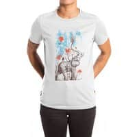 A Happy Place - womens-extra-soft-tee - small view