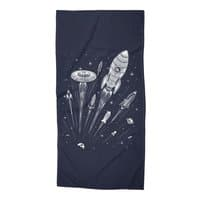 Space Race - beach-towel - small view