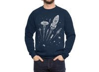 Space Race - crew-sweatshirt - small view
