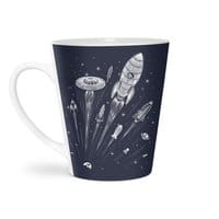 Space Race - latte-mug - small view