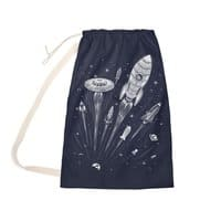 Space Race - laundry-bag - small view
