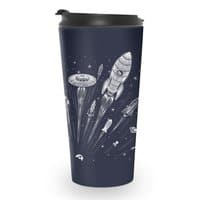Space Race - travel-mug - small view
