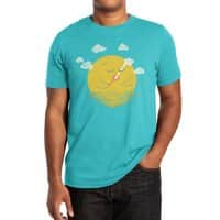 Partly Cloudy - mens-extra-soft-tee - small view