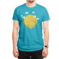 Partly Cloudy - mens-regular-tee - small view