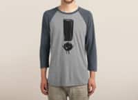 Yeah! - triblend-34-sleeve-raglan-tee - small view
