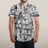 Ugly Drawings - mens-sublimated-tee - small view