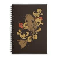 Decay - spiral-notebook - small view