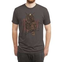 Mechanic-owl King - mens-triblend-tee - small view