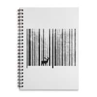 To Scan a Forest - spiral-notebook - small view