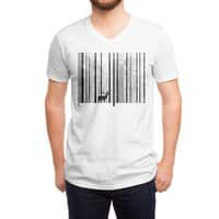 To Scan a Forest - vneck - small view