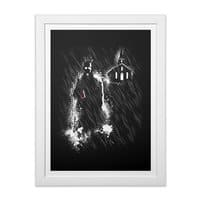 Sin City - white-vertical-framed-print - small view