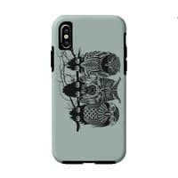 Owls of the Nile - double-duty-phone-case - small view