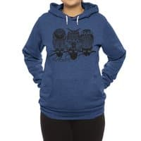 Owls of the Nile - hoody - small view