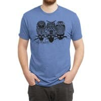Owls of the Nile - mens-triblend-tee - small view