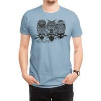 Owls of the Nile - mens-regular-tee - small view