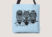 Owls of the Nile - tote-bag - small view