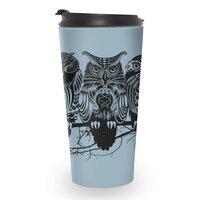 Owls of the Nile - travel-mug - small view