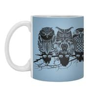 Owls of the Nile - white-mug - small view