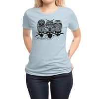 Owls of the Nile - womens-regular-tee - small view