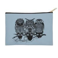 Owls of the Nile - zip-pouch - small view