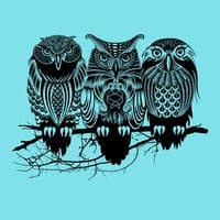 Owls of the Nile - small view