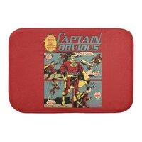 Captain Obvious! - bath-mat - small view