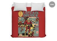 Captain Obvious! - duvet-cover - small view