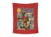 Captain Obvious! - indoor-wall-tapestry-vertical - small view