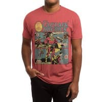 Captain Obvious! - mens-triblend-tee - small view