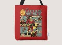 Captain Obvious! - tote-bag - small view