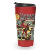 Captain Obvious! - travel-mug - small view