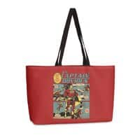 Captain Obvious! - weekender-tote - small view