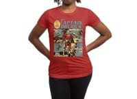 Captain Obvious! - womens-regular-tee - small view