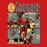 Captain Obvious! - small view