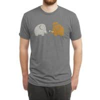 Mammoths were Hippies - mens-triblend-tee - small view