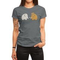 Mammoths were Hippies - womens-regular-tee - small view
