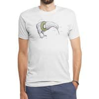 Kiwi Anatomy - mens-triblend-tee - small view