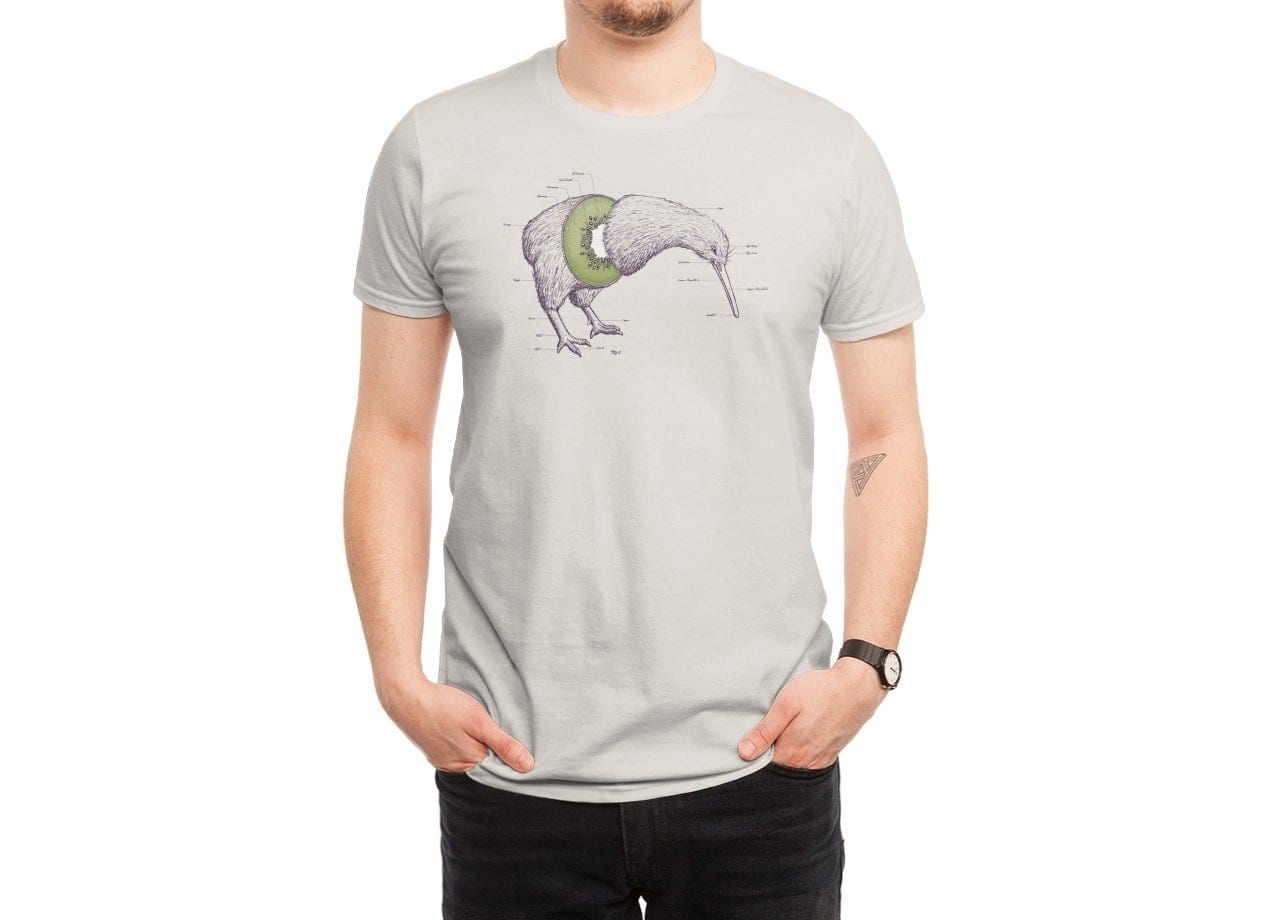 Kiwi Anatomy by William McDonald | Mens Tee Threadless