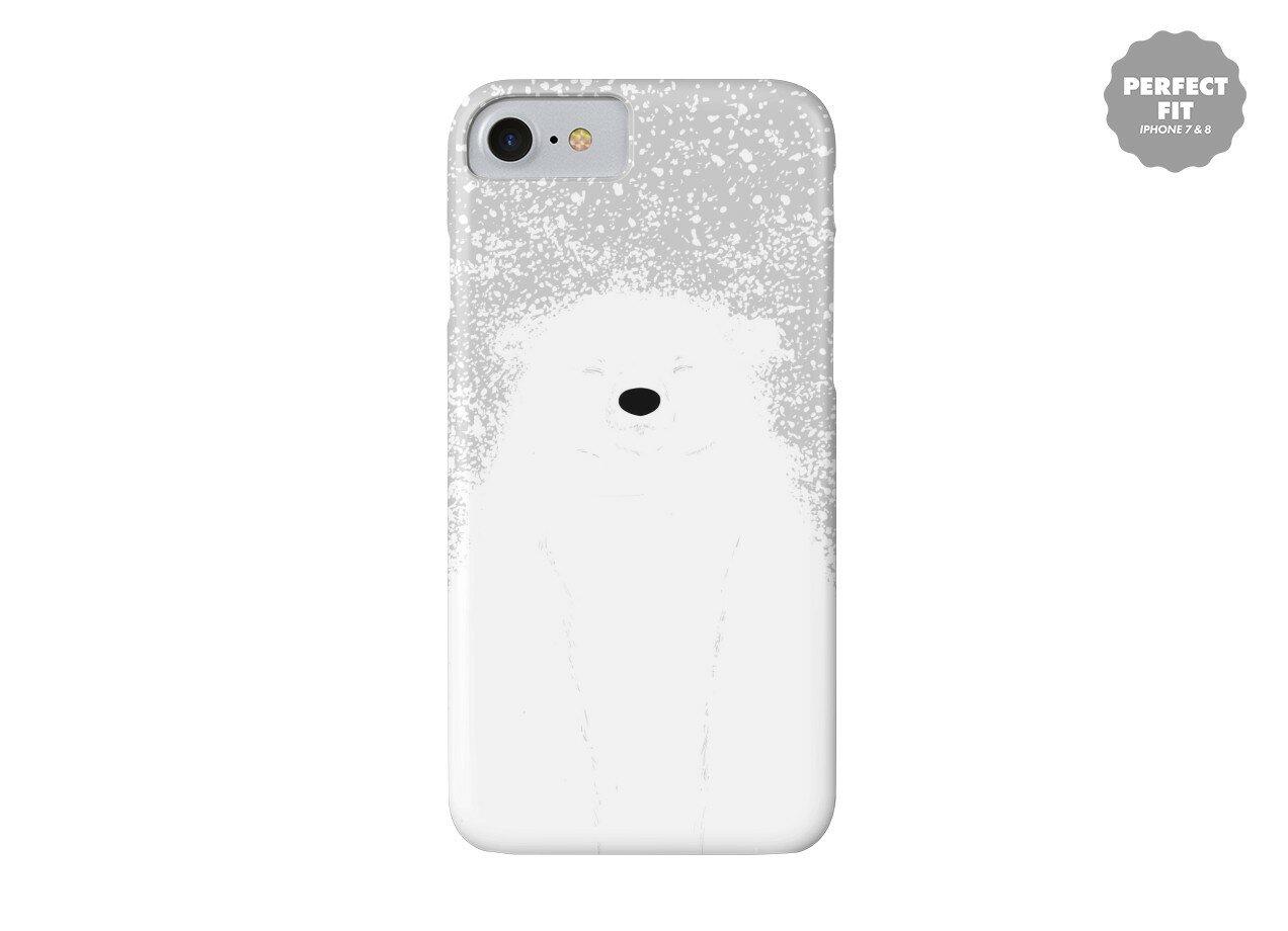 It S A Polar Bear Blinking In A Blizzard By Skylar And Brock Hogan