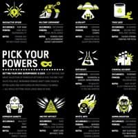 Pick Your Powers - small view